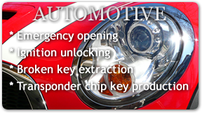 Locksmith 30501 Automotive Services