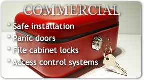 Locksmith 30501 Commercial Services