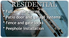 Locksmith 30501 Residential Services